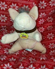 BABE AND FRIENDS  PLUSH SOFT TOY pig piggie