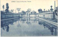 LÉRIDA 'CAMPO DE DEPORTES. PISCINA'. EDICIÓN CASAS