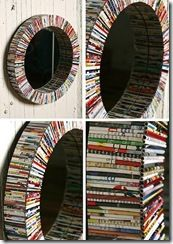 50+ cool recycled crafts- I have seen these sold in stores -if you have the time try your own design. great idea. Pin now, read later