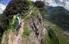 monte brione spine ride by emanoo.... I wouldn't... I couldn't.