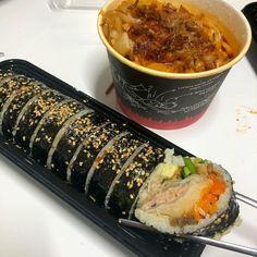 K Food, Food Porn, Good Food, Yummy Food, Asian Recipes, Real Food Recipes, Food Goals, Cafe Food, Aesthetic Food