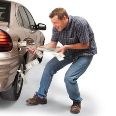 Great #tips to #save #money on #gas and get better #mileage (via www.familyhandyman.com)