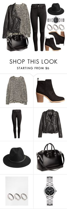 """Sin título #12011"" by vany-alvarado ❤ liked on Polyvore featuring H&M, BeckSöndergaard, Givenchy, ASOS and Marc Jacobs"