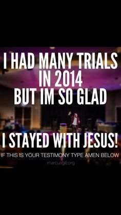 Is this your testimony?