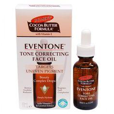 Palmer's Cocoa Butter Formula Eventone Tone Correcting Face Oil 1oz