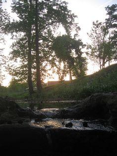 Sunset in Trussville, by Scott Fee