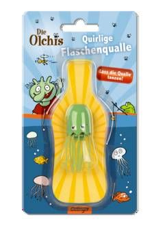 Die Olchis Quirlige Flaschenqualle. Ab 4 Jahren.