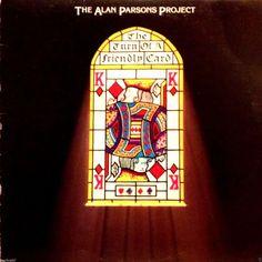 "The Alan Parsons Project The Turn Of A Friendly Card 12"" LP 1980 AL 9518 EX #ProgressiveArtRock"