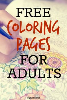Art therapy projects for adults colouring pages 22 Ideas – Allie – art therapy activities Arts And Crafts For Adults, Projects For Adults, Easy Arts And Crafts, Art Therapy Projects, Art Therapy Activities, Enrichment Activities, Therapy Tools, Play Therapy, Art Projects