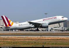 Airbus A320-211 D-AIQK 218 Palma de Mallorca Son San Juan - LEPA