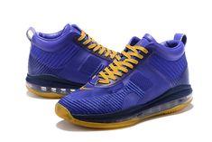 8aa998991a4 Nike LeBron x John Elliott Icon QS Purple Yellow-Black For Sale
