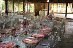 Decor by Em'ganwini Wedding Table Decorations, Table Settings, Design, Place Settings, Wedding Tables Decor, Tablescapes
