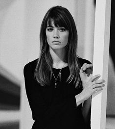 Françoise Hardy at a show in France – October 20, 1969.