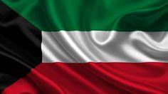 Kuwait Flag Wallpaper