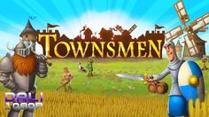 Townsmen Develop your tiny village to a grand medieval empire with a thriving economy. Build barracks, guard towers and recruit brave soldiers to protect your citizens from harm. Rule the whole empire from your castle and make sure your inhabitants have fun and stay happy!  #Townsmen #PC #Steam #handy_games #HeadupGames #YouTube #DaliHDGaming