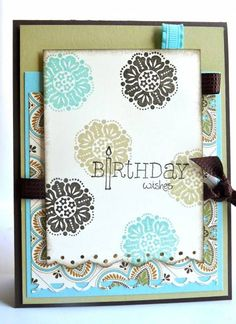 WT362, SUO, Borders... by Luv Flowers - Cards and Paper Crafts at Splitcoaststampers