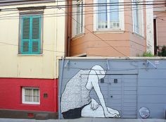 VALPARAISO 03.2014 | Ella et Pitr, les Papiers Peintres