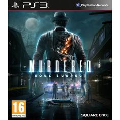 Murdered Soul Suspect PS3 Game | http://gamesactions.com shares #new #latest #videogames #games for #pc #psp #ps3 #wii #xbox #nintendo #3ds