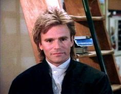Richard Dean Anderson | Angus MacGyver