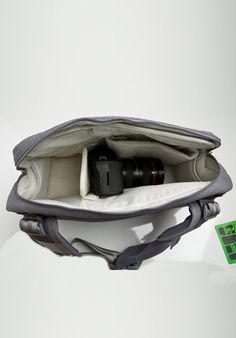 Cool camera bags are hard to find!