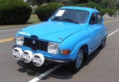 1970 Saab 96