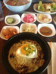 SJ Omogari Korean Restaurant 154 Jackson St, San Jose, California 95112 Phone:(408) 288-8134 Prices: $$ Hours:   11:30 am – 9:00 pm Menu: allmenus.com