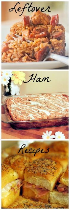 What I make with all that leftover ham!