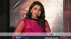 #HansikaMotwani speaks about #Aranmanai Movie at Audio LAUNCH