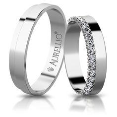 Snubní prsteny - Urozený SATURN 1. fotka