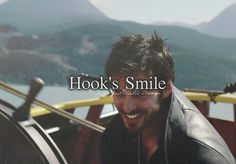 Hook's Smile. - Just Once Upon a Time Things