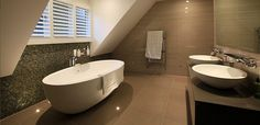 Luxury air spa baths