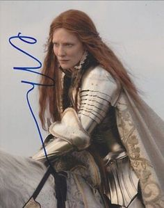 Cate Blanchett Autographed Signed 8X10 COA 'Lord Of The Rings Aviator'