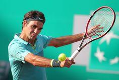 03.05 Roger Federer a remporté la finale du tournoi d'Istanbul, contre l'Urugayen Pablo CuevasPhoto: Keystone/AP/str