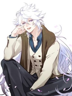 You know, everyone in the game hates him but srsly he be handsome af Fate Zero, Me Me Me Anime, Anime Guys, Anime Sexy, Fate/stay Night, Fate Servants, Character Design, Character Art, Handsome Anime