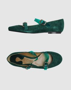 CHOLE ballet flats | YOOX collection: spring - summer