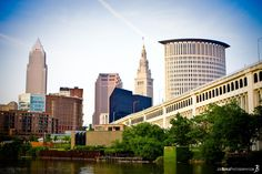 cleveland skyline - Google Search