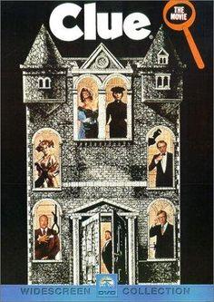 Clue Movie Poster Eileen Brennan, Tim Curry, Madeline Kahn, C, Licensed - Party Ideas Madeline Kahn, Tim Curry, Clue Movie, Movie Tv, 80s Movies, Comedy Movies, Famous Movies, Movie List, Eileen Brennan