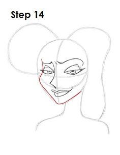 Learn how to draw Megara (Meg) from Walt Disney's Hercules with this step-by-step tutorial and video. A new cartoon drawing tutorial is uploaded every week, so stay tooned! Meg Hercules, Disney Hercules, Disney Drawings, Cartoon Drawings, Cartoon Drawing Tutorial, Upper Lip, Learn To Draw, Disney Art, Initials