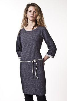 recolution Dress organic fair trade  Bio-Baumwolle Kleid