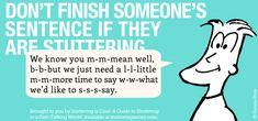 My comic strip campaign for stuttering awareness that achieved over 2000 notes on Tumblr, each comic organically reaching about 2500-3000 people on Facebook, 58 retweets on Twitter give or take 30 favourites.