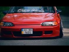 One of the lowest & illest static civic in the world from Ukraine. The chassis is lowered to the maximum possible, creating an aesthetic of the hallucination. Honda Civic Vtec, Civic Eg, Drop, Youtube, Youtubers, Youtube Movies