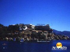#acapulcoeneltiempo La ampliación del hotel Caleta de Acapulco. ACAPULCO EN EL TIEMPO. El famoso hotel Caleta en sus inicios, contaba con un aspecto muy diferente al que actualmente tiene, ya que en la década de los años 50 se remodelo y amplio, absorbiendo el Hotel Quinta Eugenia que se encontraba a un costado. Para más información, visita la página oficial de Fidetur Acapulco.