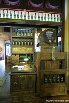 Bottle Your Own Whiskey at The Jameson Experience Midleton