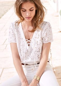 Sezane's Gorgeous New Summer Collection African Print Dresses, African Prints, African Fabric, African Dress, Warm Weather Outfits, Couture Tops, Africa Fashion, African Attire, Blouse Designs