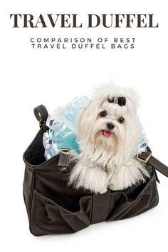 best travel duffel