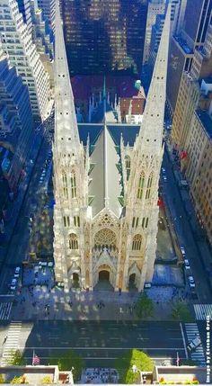 Catedral de San Patricio NYC