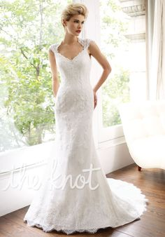 Aisle Style: Lace Wedding Dress Obsession
