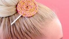 DIY Lollipop Clips (video tutorial)