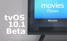#AppleNews Apple Seeds Second Beta of tvOS 10.1 to Developers With Single Sign-On #iLadies