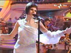 Silvia Mezzanotte / Matia Bazar - Messaggio d'amore - YouTube